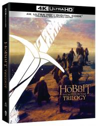 THE HOBBIT TRILOGY on 4K UHD!