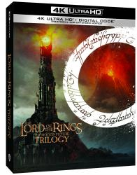 THE LORD OF THE RINGS TRILOGY on 4K UHD!