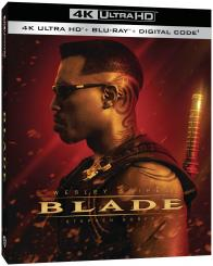 BLADE on 4K Ultra HD & Blu-ray from WB!