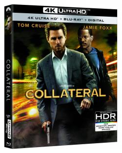 COLLATERAL on 4K UHD/Blu-ray Combo from Paramount Home Entertainment!