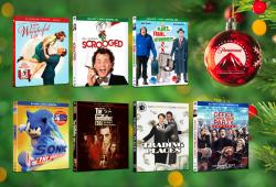 Paramount Christmas Prize Package!