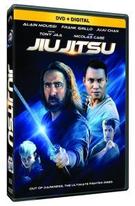 JIU JITSU on DVD from Paramount Home Entertainment!