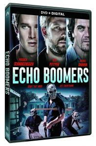 ECHO BOOMERS on DVD from Paramount Home Entertainment!