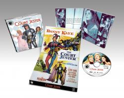 THE COURT JESTER on Blu-ray from Paramount Home Entertainment!