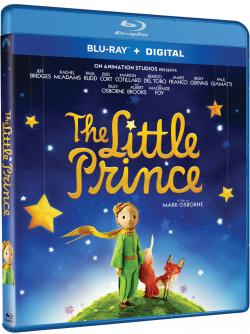 THE LITTLE PRINCE on Blu-ray from Paramount Home Entertainment!