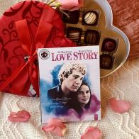 LOVE STORY Blu-ray + Candy Grand Prize Package from Paramount Home Entertainment!