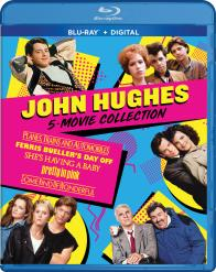 JOHN HUGHES 5-Movie Collection on Blu-ray & Digital from Paramount Home Entertainment!