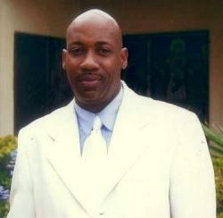 Bishop Terry Angel Mason
