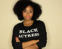 Black Actress (webseries by Andrea Lewis)