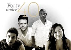"""The Advocate magazine """"Forty Under 40"""""""