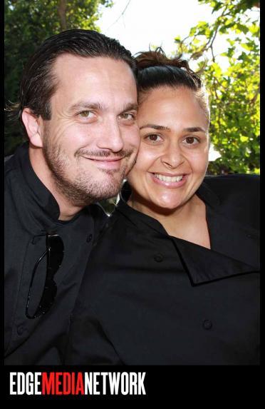 edge media network glaad hancock park s top chef invasion july 24 2011 edge media network