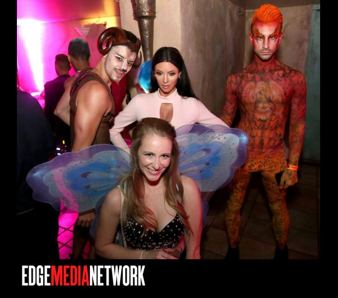 edge media network halloween madame tussauds new york october 31 2015 - Halloween Nyc Party