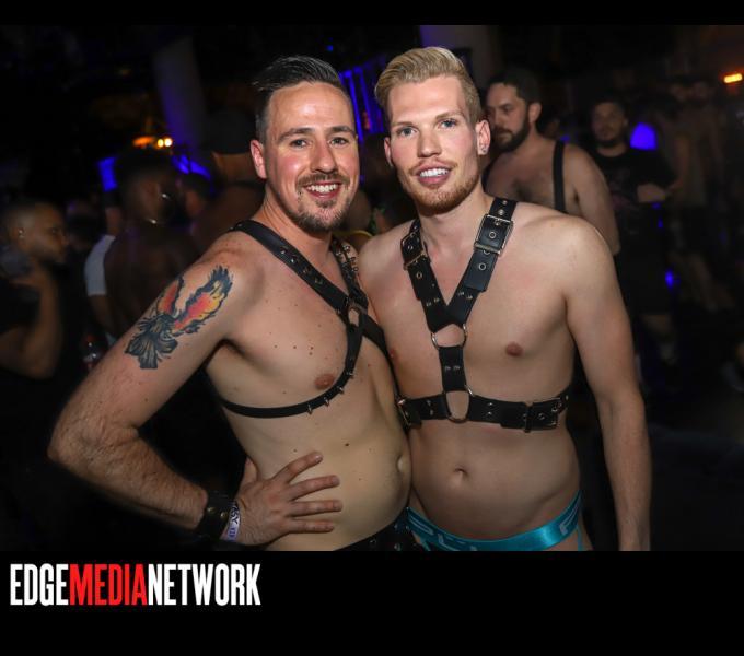 EDGE New York City, NY :: NYC Pride Fantasy Party @ Slate Bar :: Jun 22,  2018