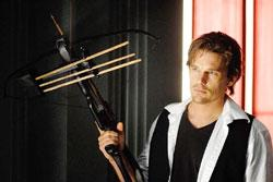 Lock and load: Ethan Hawke stars in Daybreakers