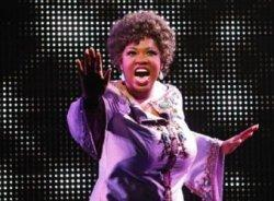 """Moya Angela is Effie White in the national tour of """"Dreamgirls"""""""