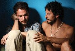 This life and the next: Manolo Cardona and Cristian Mercado star in Javier Fuentes-León's Undertow