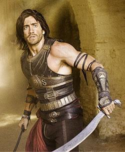 """Jake Gyllenhaal in """"Prince of Persia"""""""