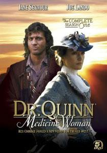 Dr. Quinn Medicine Woman - Seasons 1-3