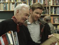 Christopher Plummer and Ewan McGregor star in 'Beginners'