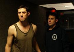 "Hale Appleman and Sean Hudock in ""Private Romeo"""