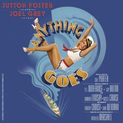 Anything Goes - New Broadway Cast Recording