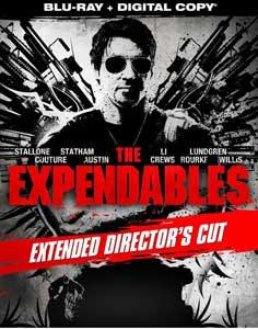 The Expendables - Extended Director's Cut