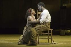 "Audry McDonald and Norm Lewis in The Gershwins' ""Porgy & Bess"""