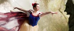 """A PNB school student in """"Snow White"""""""