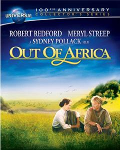Out Of Africa - Collector's Series