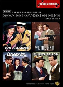 TCM Greatest Gangster Films Collection :: Edward G. Robinson