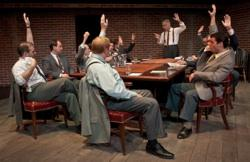 """""""Twelve Angry Men"""" at Keegan Theatre playing through March 31"""