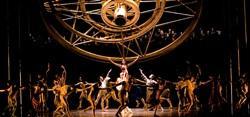 "PNB Company dancers in ""Carmina Burana"""