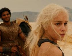 Off to Qarth, dragon queen!