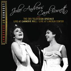 Julie Andrews & Carol Burnett - The CBS Television Specials