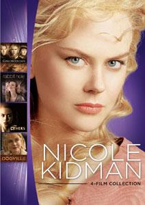 Nicole Kidman 4-Film Collection