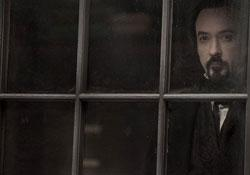 """A still from """"The Raven"""""""