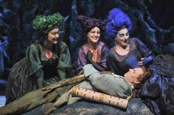"The cast of ""The Magic Flute"" at the Dallas Opera"