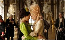 "A still from ""Farewell, My Queen"""