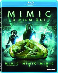 Mimic 3-Film Set