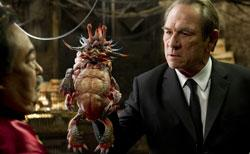 "Tommy Lee Jones in ""Men in Black III"""