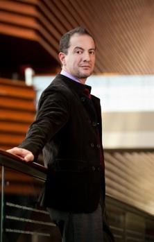 Conductor Rossen Milanov