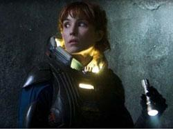 "Noomi Rapace in ""Prometheus"""