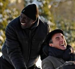 Scene from 'The Intouchables'