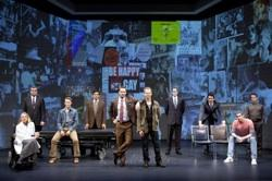 "The cast of ""The Normal Heart"" at Arena Stage"