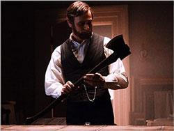 "A still from ""Abraham Lincoln: Vampire Hunter"""