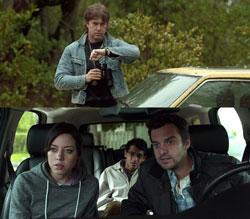 "Stills from ""Safety Not Guaranteed"""
