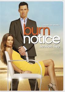 Burn Notice: The Complete Fifth Season