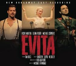 Evita - New Broadway Cast Recording