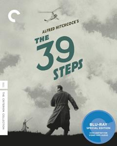 The 39 Steps (The Criterion Collection)