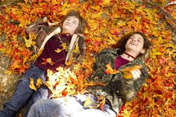 "CJ Adams and Odeya Rush in ""The Odd Life of Timothy Green"""